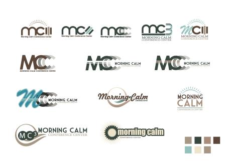 MC3 Logo Designs